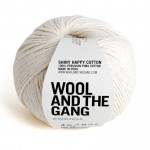 WATG - Shinny Happy Cotton - Ivory White