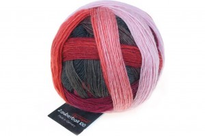 Schoppel Zauberball 100 - Red to Go - 2305
