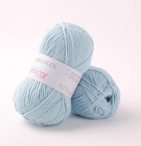 Phildar Lambswool - Lodowy - Glacon