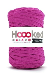 Hoooked RibbonXL - Crazy Plum