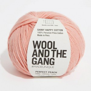 WATG - Shinny Happy Cotton - Perfect Peach