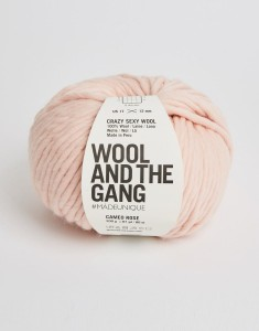 WATG - Crazy Sexy Wool - Cameo Rose