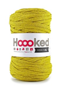 Hoooked RibbonXL - Spicy Ocre