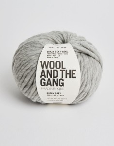 WATG - Crazy Sexy Wool - Rocky Grey