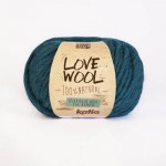 Katia Love Wool - turkus - 118