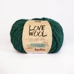 Katia Love Wool - szmaragd - 117