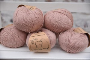 Eden Cottage Yarns Milburn 4ply - Althaea