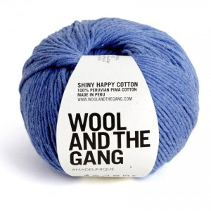 WATG - Shinny Happy Cotton - Cloudy Blue