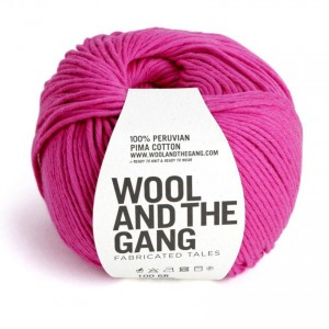 WATG - Shinny Happy Cotton - Hot Pink