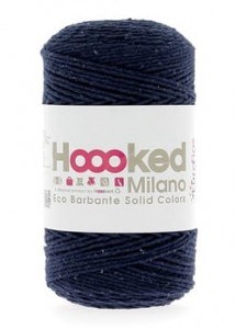 Hoooked Eco Barbante  - Marina - 200g
