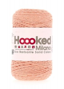 Hoooked Eco Barbante  - Apricot - 200g