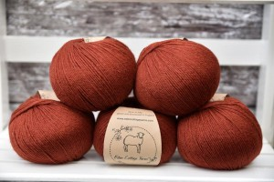Eden Cottage Yarns Milburn 4ply - Dogwood