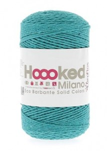 Hoooked Eco Barbante  - Lagoon - 200g