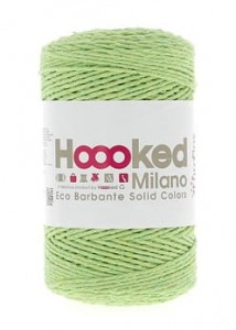Hoooked Eco Barbante  - Lima - 200g