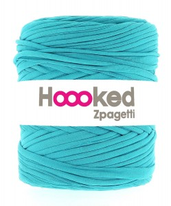 Hoooked Zpagetti  - heavy turquoise