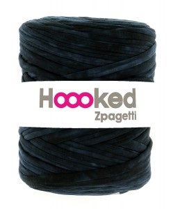 Hoooked Zpagetti  - batik dark blackberries