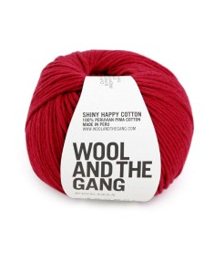 WATG - Shinny Happy Cotton - True Blood Red