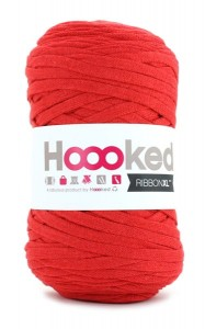 Hoooked RibbonXL - Lipstick Red