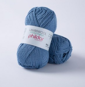 Phildar Lambswool - Dżins - Denim
