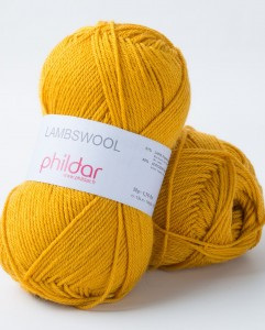 Phildar Lambswool - Złoty - Gold