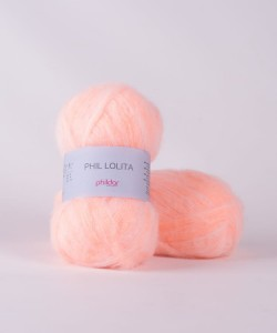 Phildar Lolita - Orange Fluo