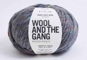 WATG - Crazy Sexy Wool - Funfetti Confetti Tweed