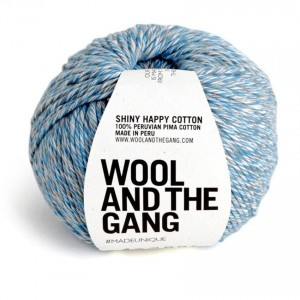 WATG - Shinny Happy Cotton - Blue Water