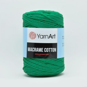 YarnArt Macrame Cotton - 759 - zielony