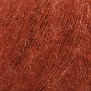 Drops Brushed Alpaca Silk - rdza - 24