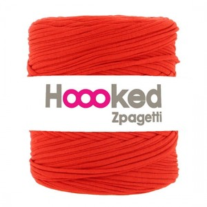 Hoooked Zpagetti  - cheerful red