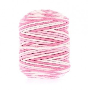 Hoooked Eco Barbante  - Marshmallow Swirl - 50g