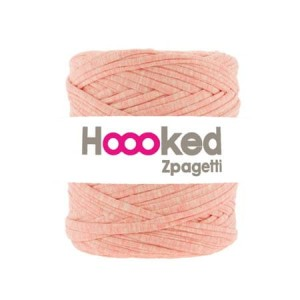 Hoooked Zpagetti  - faded pink