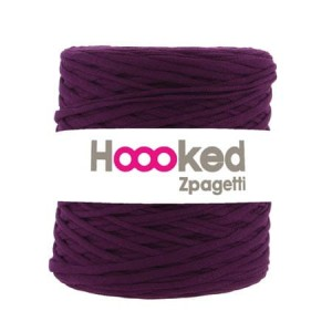 Hoooked Zpagetti  - purple jewel