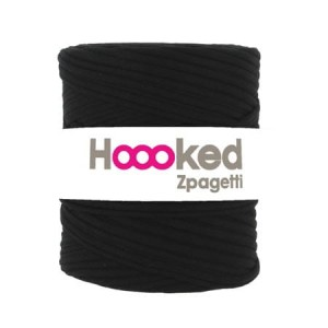 Hoooked Zpagetti  - ultimate black