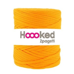 Hoooked Zpagetti  - yellow sunflower