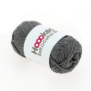 Hoooked Soft Cotton Dk - Berlin Lava