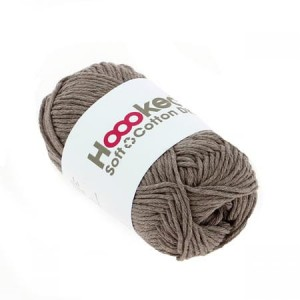 Hoooked Soft Cotton Dk - Lisbon Tan