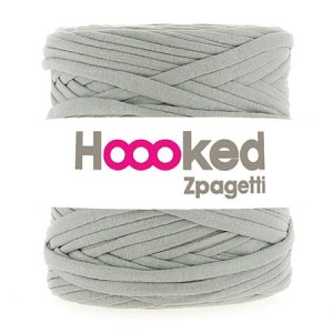 Hoooked Zpagetti  - Love Stone Grey