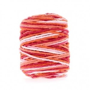 Hoooked Eco Barbante  - Flamingo Paradise - 50g