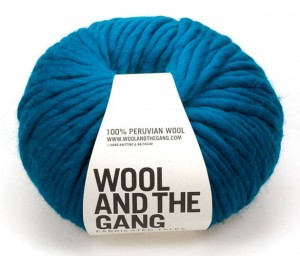 WATG - Crazy Sexy Wool - Sherpa Blue