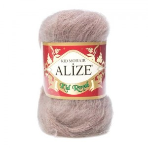 Alize Kid Royal - 541 - 50g - beżowy