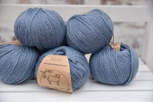 Eden Cottage Yarns Milburn 4ply - Estuary