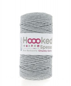 Hoooked Spesso  - Gris - 500g