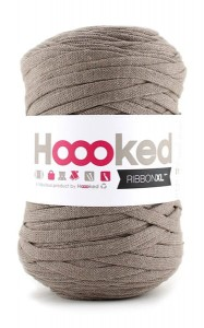 Hoooked RibbonXL - Earth Taupe