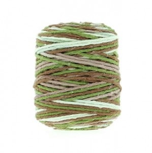 Hoooked Eco Barbante  - Jungle Camouflage - 50g