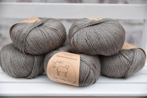 Eden Cottage Yarns Milburn 4ply - Steel