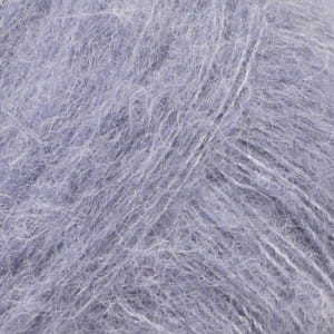 Drops Brushed Alpaca Silk - lawenda jasna - 17