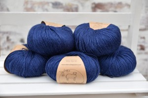 Eden Cottage Yarns Milburn 4ply - Night Sky