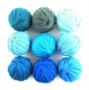 Hoooked Zpagetti Bonbons - Berry Blue