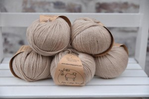 Eden Cottage Yarns Milburn 4ply - Wicker